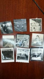 1966前后怀宁,休宁屯光 地区农村政治生活未发表老照片20种