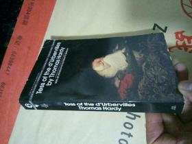 TESS OF THE D, URBERVILLES BY THOMAS HARDY