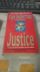 Faye Kellerman Justice