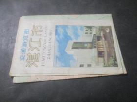 湛江市交通游览图