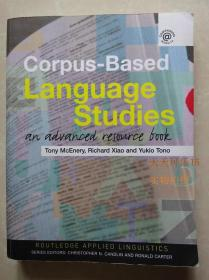 Corpus-based Language Studies:An advanced resource book