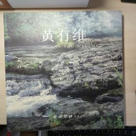 黄有维画集 【12开精装】
