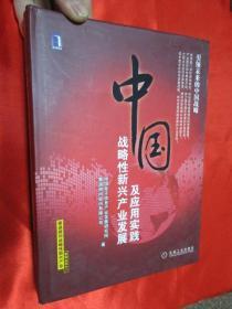 中国战略性新兴产业发展及应用实践    【16开,硬精装】