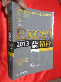 Excel 2013实战技巧精粹       【16开】
