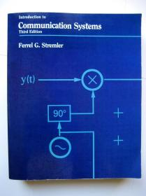 Introduction to Communication Systems 3E Ferrell G.正版