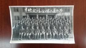 1978基地政工会全体人员合影