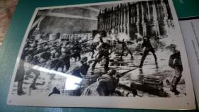 苏联十月革命列宁,冬宫彼得格勒武装起义