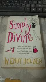 Simply Divine Wendy Holden