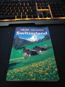 Switzerland : a Lonely Planet travel survival kit 瑞士:独行旅行手册