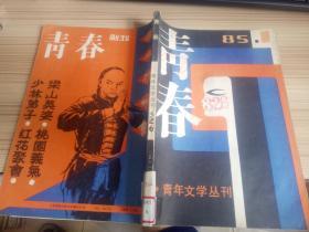 青春-青年文学丛刊  1985年第1期