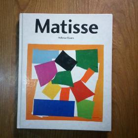 Matisse(马蒂斯),英文原版画册