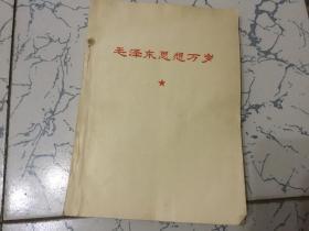 毛泽东思想万岁(1951--1966)
