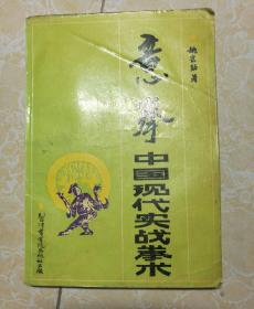 意拳--中国现代实战拳术