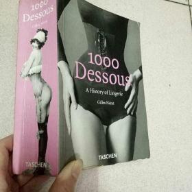 1000 Dessous: A History of Lingerie