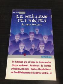 外文原版 LE MEILLEUR DES MONDES