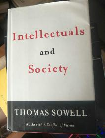 英文原版---- Intellectuals And Society