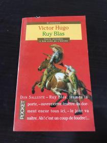 外文原版 Victor Hugo Ruy Blas