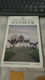 the national trust handbook---for members and visieors1994