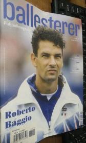 原版ballesterer足球杂志