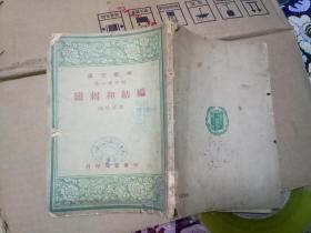 中华文库初中第一集 编结和刺绣
