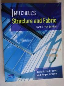 Mitchell's Structure & Fabric Part 1正版