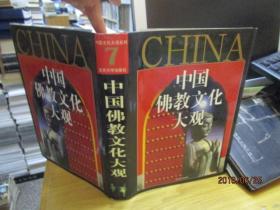 中国佛教文化大观