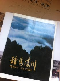 锦绣陵川  画册