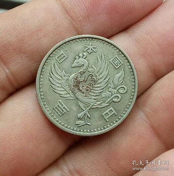日本单凤银币