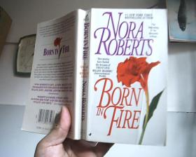 BORN IN FIRE NORA ROBERTS