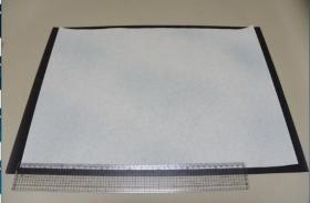 写经用纸17   手漉  高级料纸(花纹  1枚  )