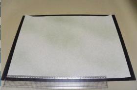 写经用纸18    手漉  高级料纸(花草纹样  1枚  )