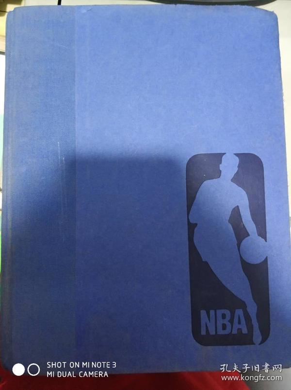THE OFFICIAL NBA BASKETBALL ENCYCLOPEDIA 【无书封】
