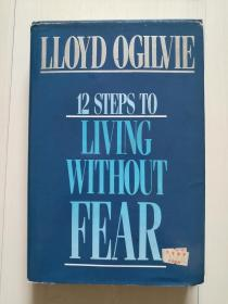 12 STEPS TO LIVING WITHOUT FEAR