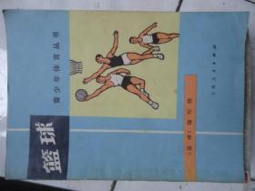 青少年体丛书-篮球