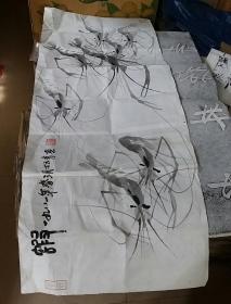 中国美术家协会会员丁云青作品