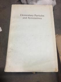 英文版:基本粒子与对称性