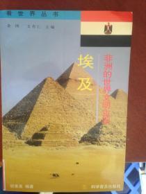 原版!非洲的世界文明古国:埃及 9787110046395