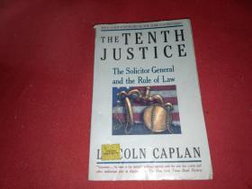THE TENTH JUSTICE(第十次正义)全英文书