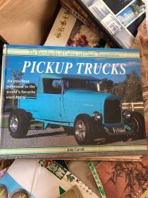 Pickup trucks精装