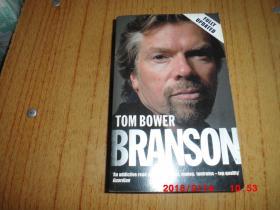 TOM BOWER BRANSON