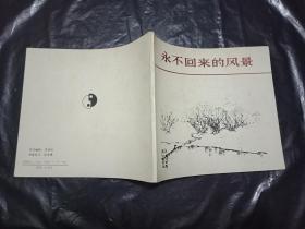 私藏9品如图 ---黄永玉作品《永不回来的风景》1990年一版一印,印量800册)