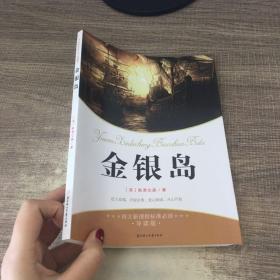 金银岛(导读版)/语文新课程标准必读