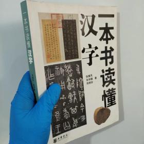 一本书读懂汉字(包快递)