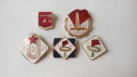 徽章 12 枚