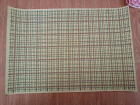 日本木版彩印《千代纸》一张【8】
