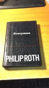 Everyman PHILIP ROTH(菲利普罗斯)原版英文