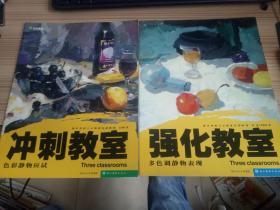 美术考前三大教室实用教程:【强化教室】【冲刺教室】二册合售