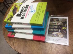 4本合售:美国学校现代英语阅读教材 3、4、5、6