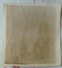 广西白色军分区司令员 王英清 证书及照片(详见描述)