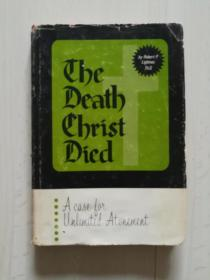 THE DEATH CHRIST DIED